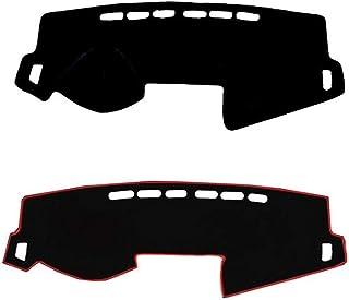 For Toyota YARIS L 2014-2019, Dashmat Dashboard Cover Mat Pad Sun Shade Instrument Protector Carpet Rug Car Accessories