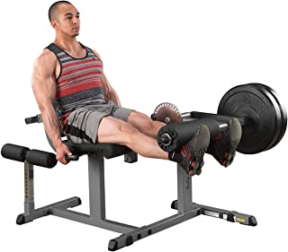 Body-Solid Cam Series Leg Extension and Curl Machine (GCEC340)