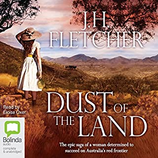 Dust of the Land cover art