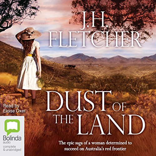 Dust of the Land audiobook cover art