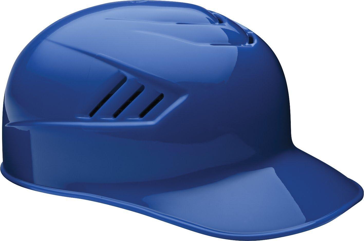 Rawlings Pro Superior Base Coach Helmet Indefinitely 1 8 7 Royal
