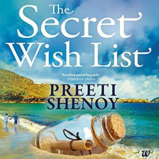 The Secret Wish List cover art