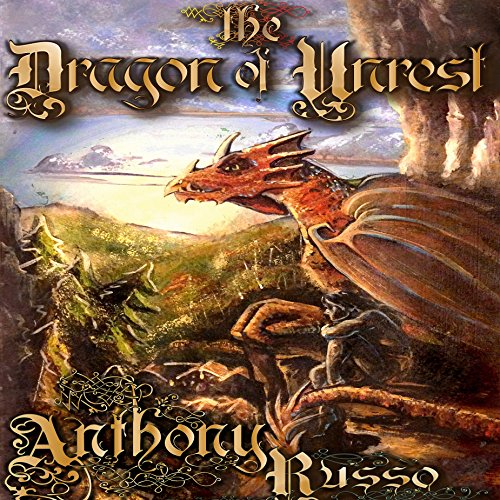 The Dragon of Unrest audiobook cover art