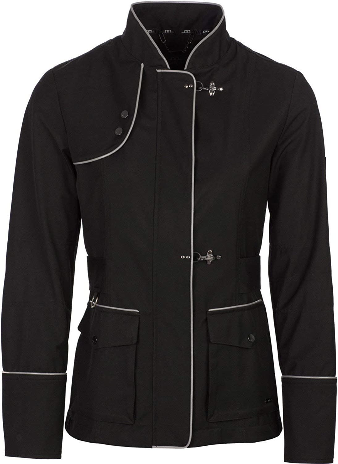 Alessandro Max 42% OFF OFFer Albanese AA Platinum Imperia Small Jacket X Womens Bl