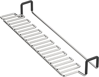 KOHLER K-6434-ST Vault/Strive Saddle Utility Rack, Stainless Steel, 1-Pack