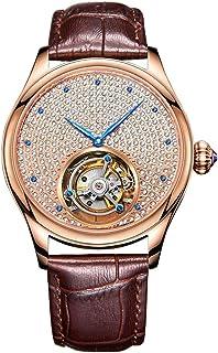 DAZHE - Reloj de Pulsera de Cuarzo para Hombre, de la Marca DAZHE