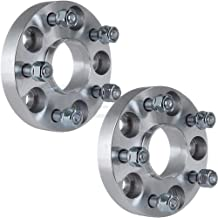 ECCPP 1 inch Hubcentric Wheel Spacer Adapters 25mm 1