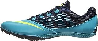 Zoom Rival S 7 Sprint Shoe (12(M)/ 13.5(W), Gamma Blue/Volt-Brave Blue)