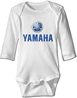 Babys Yamaha Logo Hanging Jumpsuit Robes Jumpsuit with Clothing Clothes Climbing Suit Long Sleeves