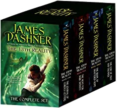 The 13th Reality: The Complete Set: The Journal of Curious Letters; The Hunt for Dark Infinity; The Blade of Shattered Hop...