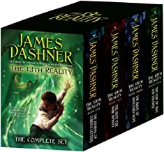 The 13th Reality: The Complete Set: The Journal of Curious Letters; The Hunt for Dark Infinity; The Blade of Shattered Hope; The Void of Mist and Thunder