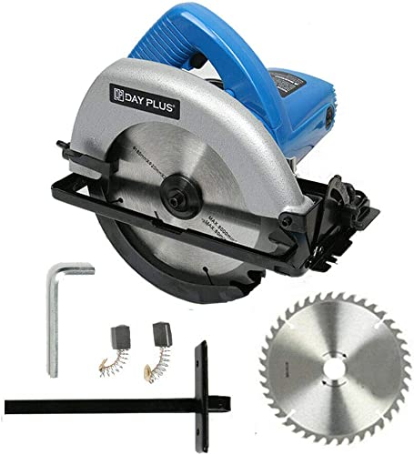 2021 7-1/4'' Circular popular Saw 900W Powerful Electric online Circular Saw 4700RPM Adjustable Cutting Depth Max 2.17'' with Double Safety Switch Lightweight 1.5m Cable with Saw Blade Rip Guide outlet online sale