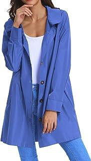Womens Lightweight Hooded Waterproof Active Outdoor Rain...