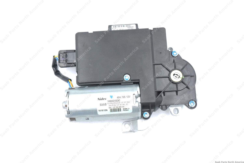 Indianapolis Mall Genuine OEM Sunroof Motor 12787844 for Saab 1 year warranty