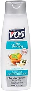 Alberto VO5 Tea Therapy Vanilla Mint Tea Conditioner for Unisex, 12.5 Ounce