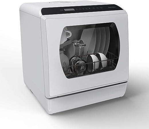 Portable Dishwasher,RV dishwasher with 5L water tank