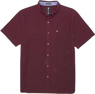 BILLABONG Mens M5081BTD Sundays Tie Dye Short Sleeve Woven Shirt Button Down Shirt