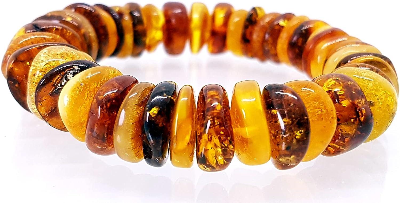 Baltic Amber Bracelet Adult Women Certified 55% OFF lowest price Anti-inflammatory Ba