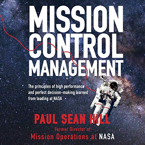 Mission Control Management cover art