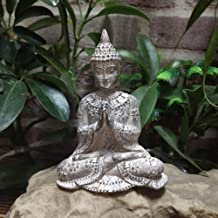 Statue Figurines Buddha Figurines Ornaments Resin Feng Shui Buddha Sculpture Home Decoration