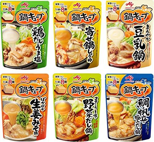 【Amazon.co.jp限定】 味の素 鍋キューブ 48個セット【セット買い】