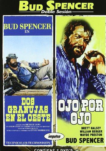 Dos Granujas En El Oeste+ Ojo por ojo [DVD]