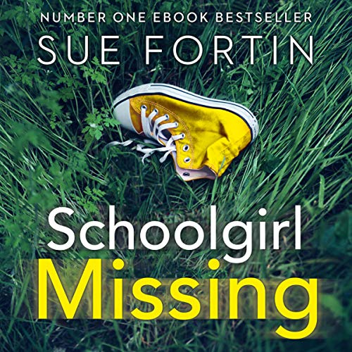 Schoolgirl Missing audiobook cover art