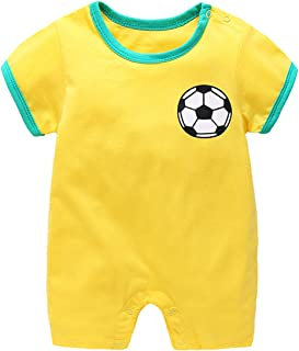 Fairy Baby Newborn Soccer Superstar Football Soccer Summer Outfit