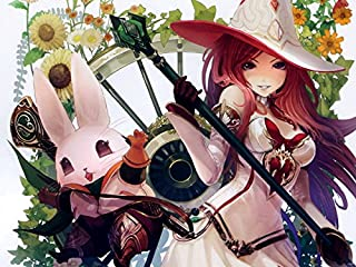 SV6469 Shingeki no Bahamut Rage of Bahamut Genesis Anime Manga Art 24x18 Print POSTER