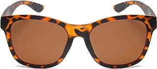 Womens Sport Polarized Sunglasses Square TR90 Frame UV400...