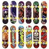 Kungfu Mall 5pcs Finger Spielzeug Mini Skateboard Kinder Spielen Spielzeug -
