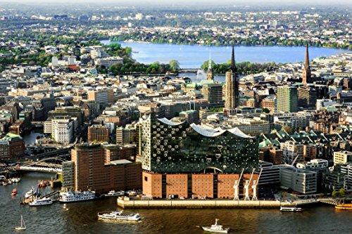 Hamburg - Zwischen Alster und Elbe