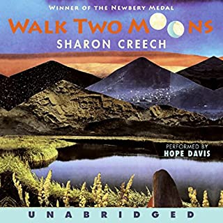 Walk Two Moons cover art