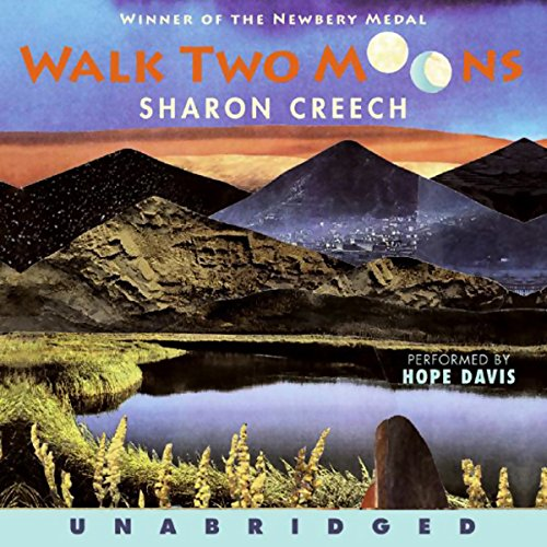 Walk Two Moons audiobook cover art