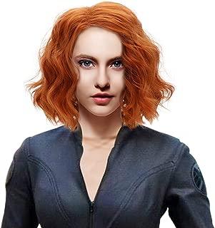 black widow wig