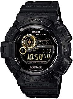 Casio G Shock Mudman Solar Black Dial Mens Watch G9300GB-1