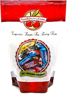 SweetGourmet Milk Maid Royals | Flavored Filled Caramels | 1 Pound