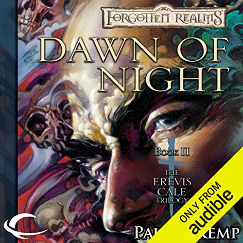 Dawn of Night audiobook cover art