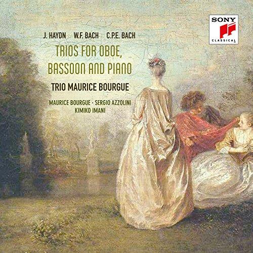 Trios Für Oboe,Fagott & Klavier