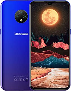Doogee X95 Smartphone, draagbaar, 2 GB RAM + 16 GB ROM, Dual SIM, Android 10.0, display 6,52 inch, smartphone senior, accu...