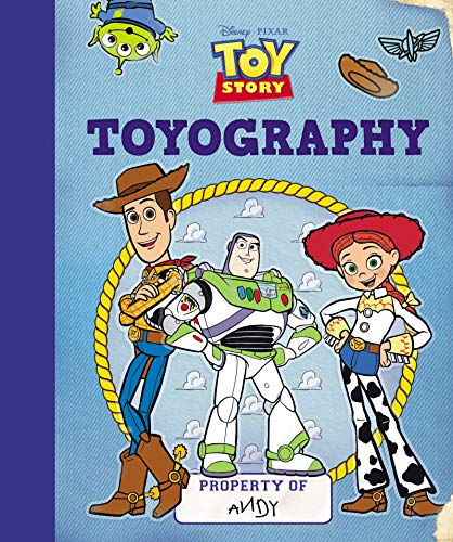 Toy Story: Toyography