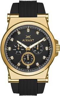 Ibiza Watches   40 MM Women's Analog Watch   Silicone Strap