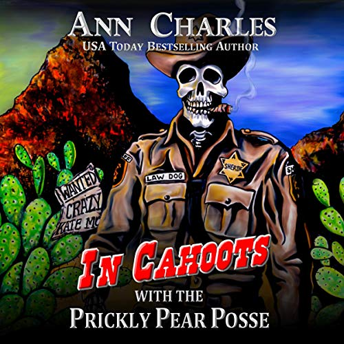 Couverture de In Cahoots with the Prickly Pear Posse
