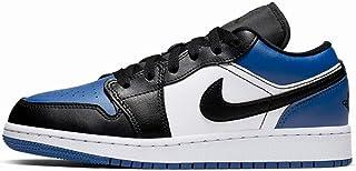 Air Jordan 1 Low Royal Toe GS Royal Blue Lightning Color Low Top