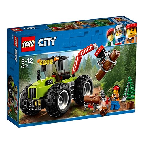LEGO® City Great Vehicles Forsttraktor