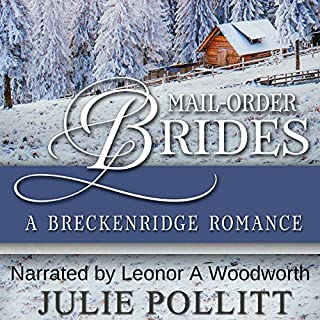 Mail-Order Brides: A Breckenridge Romance audiobook cover art