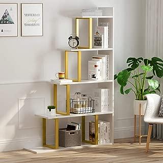 Best corner bookshelf gold Reviews