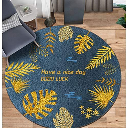QUD schommelstoel tapijt pluizig luxe super zacht gebied tapijt schattig koffie tafel ronde tapijt gemakkelijk te reinigen antislip tapijt voor woonkamer 20/2/29
