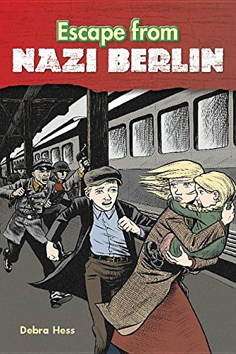 Steck-Vaughn Lynx: Leveled Readers Grade 5 Escape from Nazi Berlin