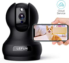 Pet Camera, Lefun 1080P Wireless Security Camera with Motion Detection Night Vision Two..